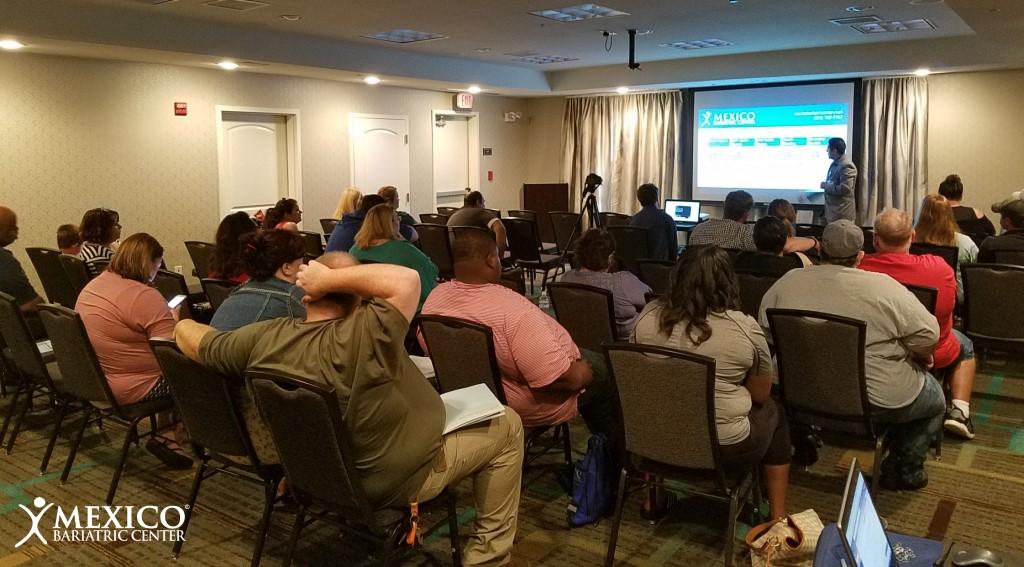 Arlington Bariatric Seminar - May 27 2017 - Dr Gutierrez - Mexico Bariatric Center