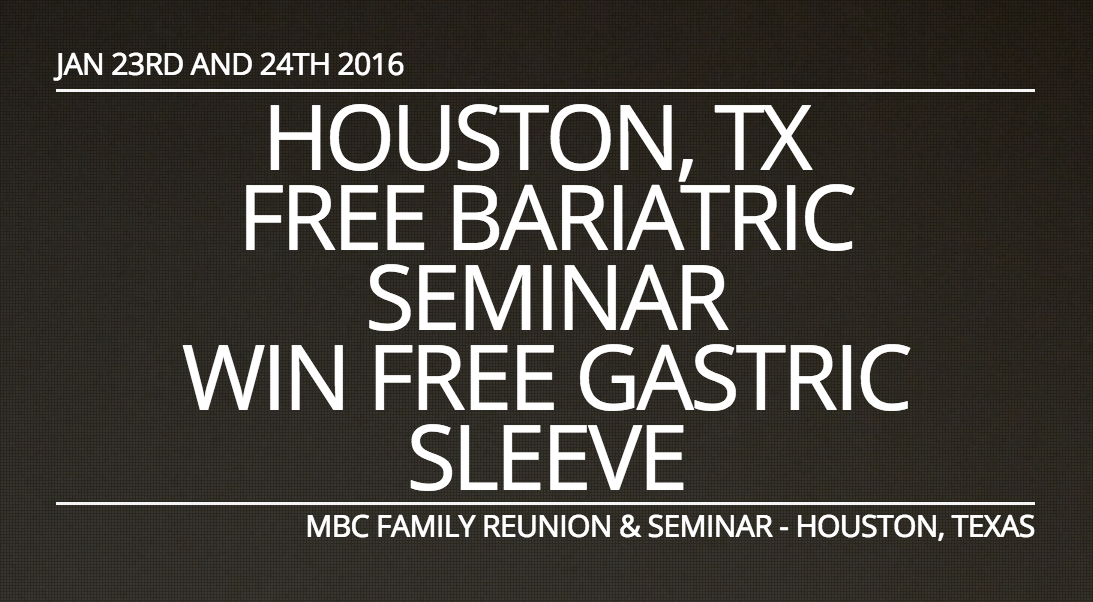Bariatric Surgery Seminar in Houston, Texas – January 2016